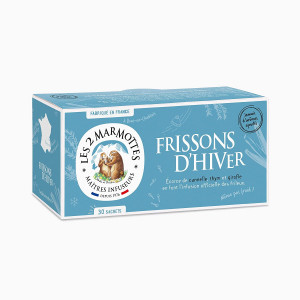 Infusion d'Hiver Frissons