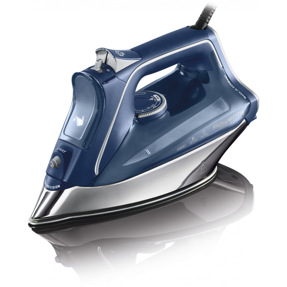 Rowenta DW8215D1 ProMaster Steam Iron Continuous 40 g min 2800W 0.3L (Generic Packaging) Refurbished