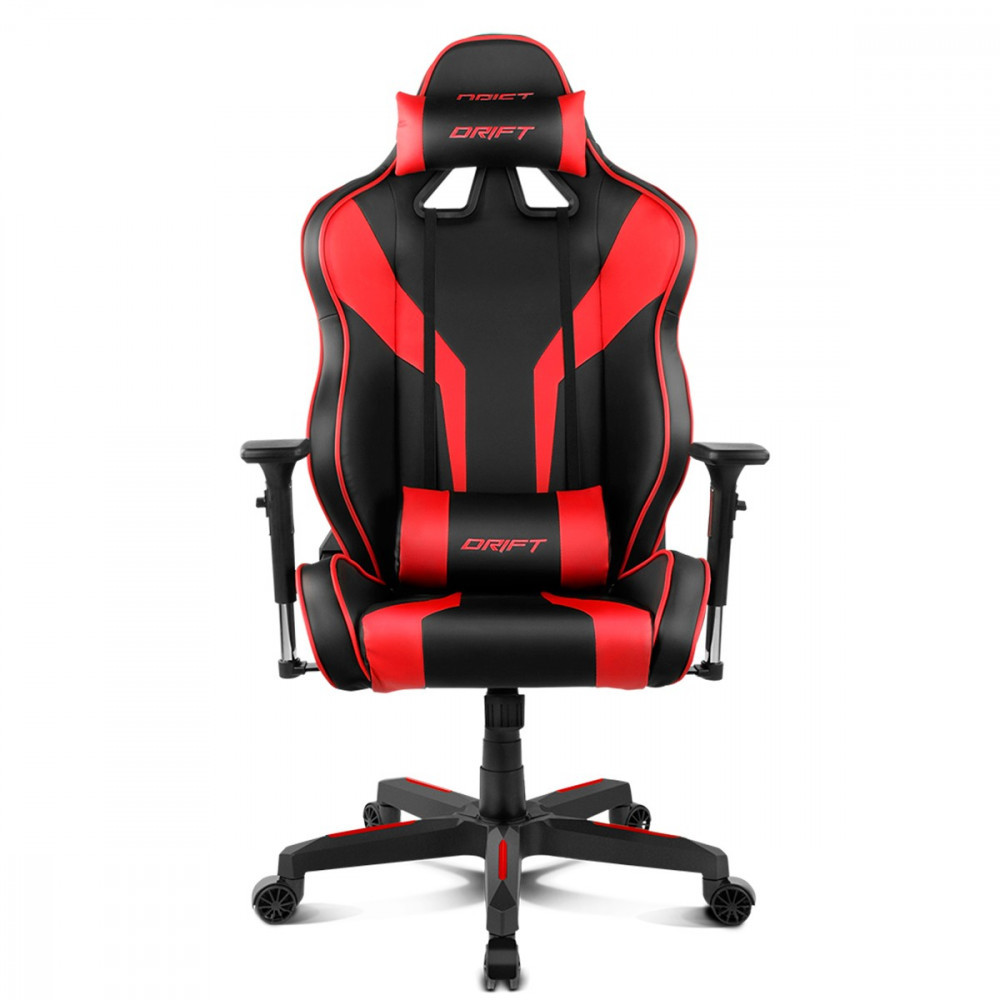 Drift DR111BR Gaming Chair Nero/Rosso...
