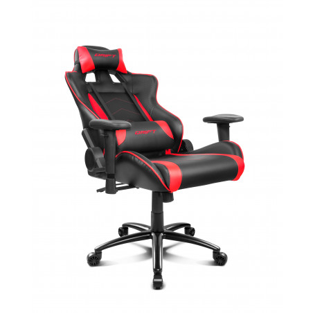 Drift DR150BR Gaming Chair Nero Rosso Rinnovato